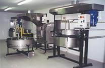 Fabrication nougat et nougatine
